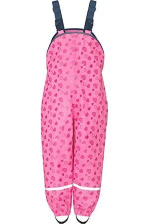 Playshoes Regenlatzhose mit Herzchen Pantalones Impermeable