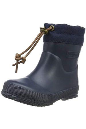 Bisgaard Rubber Boot-Winter Baby, Botas de Agua Unisex niños, (Blue 20)