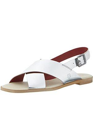 liebeskind LS172070 specch, Sandalias para Mujer, (Silver)