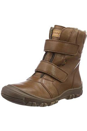 Froddo Kids Ankle Boot G3110121-4, Botas de Nieve Unisex Niños, (Brown I07)