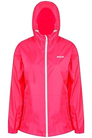 Regatta Womens Pack It III Waterproof and Breathable Lightweight Packaway Outdoor Chaqueta, Mujer