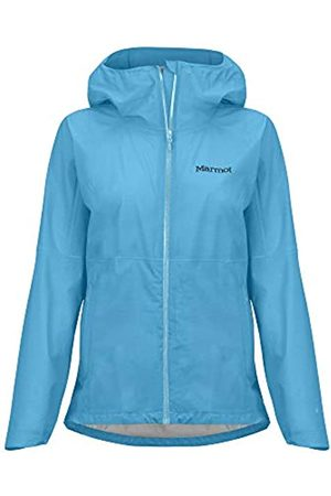 Marmot Wm's Bantamweight Jacket Impermeable Rígido, Chubasquero Ultraligero, Viento, Resistente Al Agua, Transpirable, Mujer