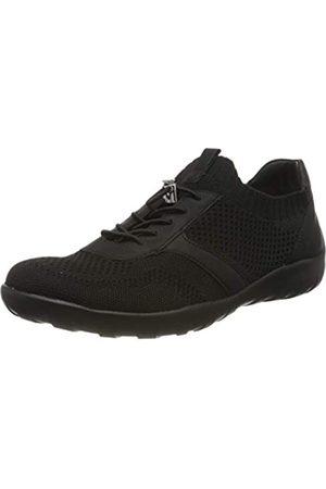 Remonte R3511, Zapatillas sin Cordones para Mujer, (Schwarz/Schwarz 01)