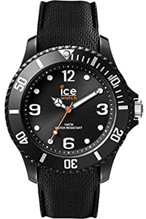 Ice-Watch ICE sixty nine Black - Reloj nero para Hombre (Unisex) con Correa de silicona - 007277 (Medium)