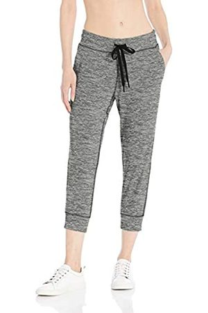 Amazon Brushed Tech Stretch Crop Jogger Pant Pants