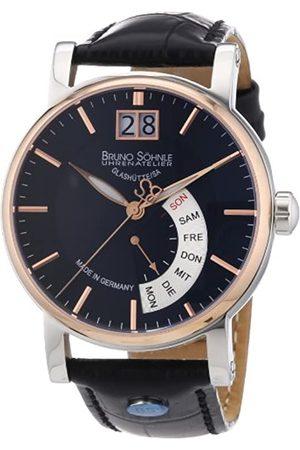 Soehnle Bruno Söhnle 17-63073-745 - Reloj analógico de Cuarzo para Hombre con Correa de Piel