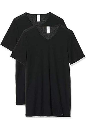 Skiny Collection V-Shirt Kurzarm 2er Pack Camiseta de Tirantes