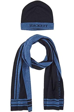 Hackett Hackett Str Lg Scf&beanie Set conjunto bufanda, gorro y guantes