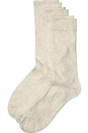Nur Der Herren Ohne Gummi Socken 3er Calcetines, Opaco