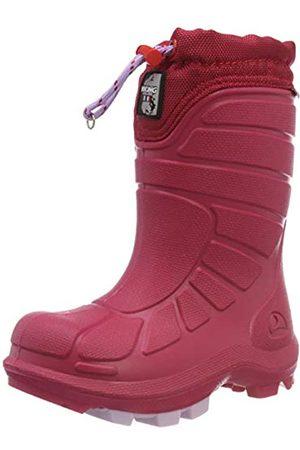 Viking Extreme, Botas de Nieve Unisex niños, (Cerise/Pink)