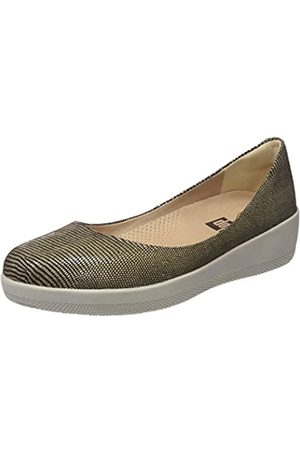 FitFlop Lizard, Chanclas para Mujer, (Chocolate 167)
