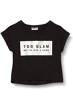 MEK T-Shirt M/m J.visc. con Stampa Camiseta de Tirantes