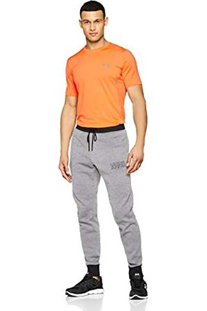 Under Armour Baseline FLC Tapered Pant Pantalones, Hombre