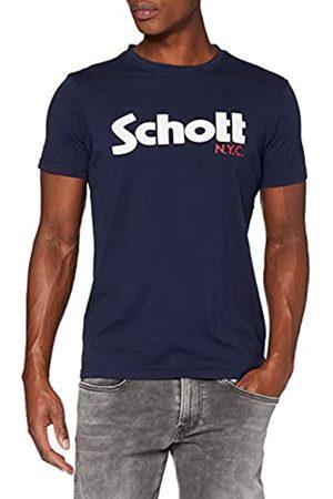 Schott NYC Tslogo Camiseta