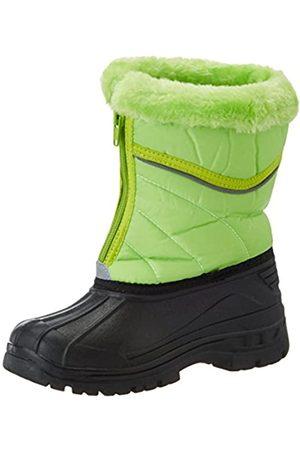 Playshoes Zapatos de Invierno, Botas de Nieve Unisex Niños, (Gruen 29)