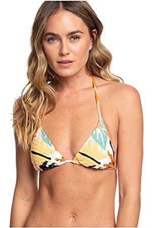 Roxy Swim The Sea-Top De Bikini Tiki Triangular para Mujer Conjunto Tri