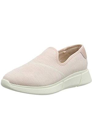 Hush Puppies Makenna Slip On, Zapatillas sin Cordones para Mujer, (Pale Rose Heather Light Pink)