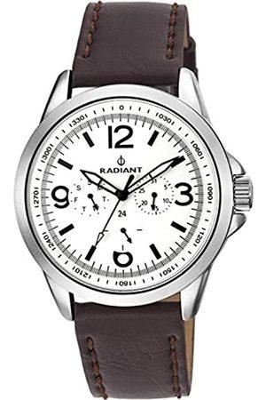 Radiant Reloj Cronógrafo para Hombre de Cuarzo con Correa en Cuero RA413702