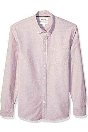Goodthreads Standard Fit Long Sleeve Oxford Shirt w/Pocket Button-Down-Shirts
