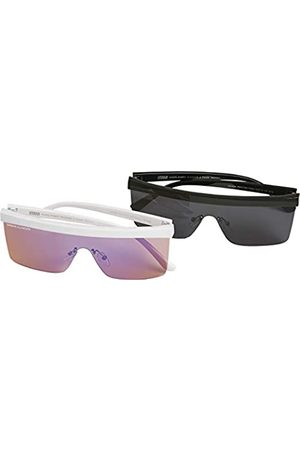 Urban Classics SUNGLASSES RHODOS 2 PACK Gafas de sol