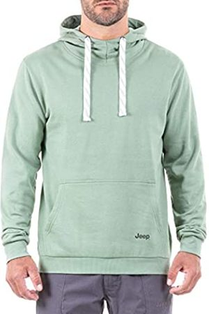 Jeep Kapuzen Explore The Outdoors VERTIKALER Aufdruck RÜCKSEITE J8W Sudadera, Hombre