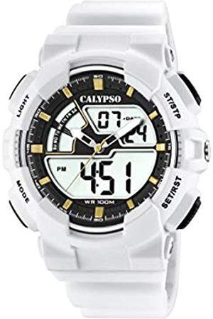 Calypso Reloj Analógico-Digital para Hombre de Cuarzo con Correa en Plástico K5771/1