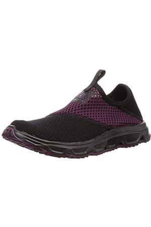 Salomon RX Moc 4.0 W, Calzado de recuperación para Mujer, /Morado (Black/Black/Potent Purple)