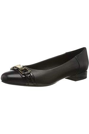 Geox D WISTREY A, Bailarinas para Mujer, (Black C9999)