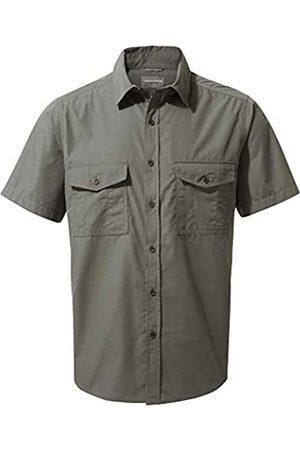 Craghoppers Kiwi Short Sleeved Camisa, Hombre
