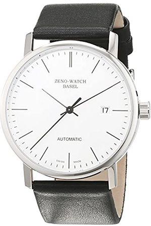 Zeno 3644-i3 - Reloj analógico automático para Hombre con Correa de Piel