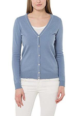 Berydale Cárdigan para mujer, chaqueta de punto con botonadura en suaves colores veraniegos