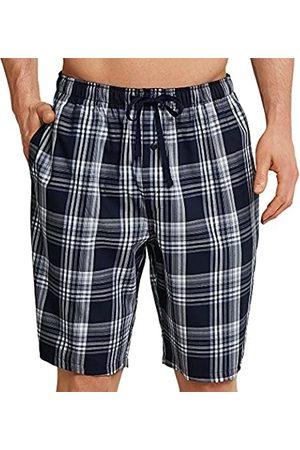 Schiesser Mix & Relax Hose Kurz Pantalones de Pijama