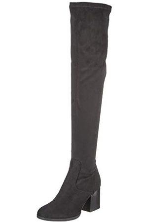 Pollini Elastic Socks, Botas Mosqueteras para Mujer, (Black 000)