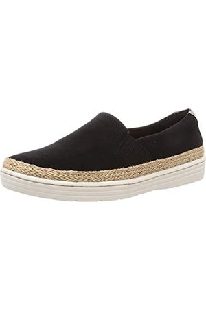 Clarks Marie Sail, Mocasines para Mujer, (Black Leather Black Leather)
