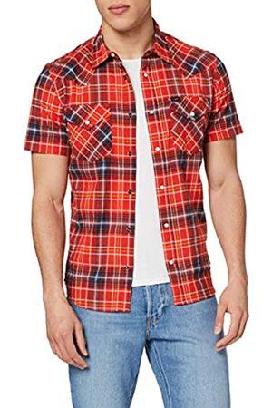 Lee SS Western Camisa
