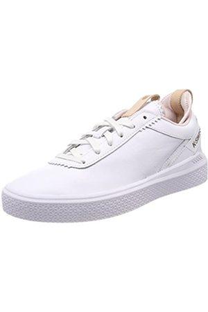 K-Swiss Dani, Zapatillas para Mujer, (White/Mauve Chalk)