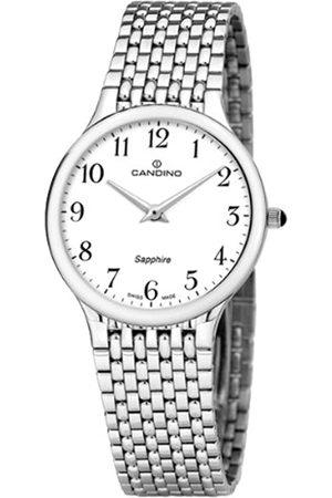 Candino C4362/1 - Reloj para Caballero de Acero Inoxidable