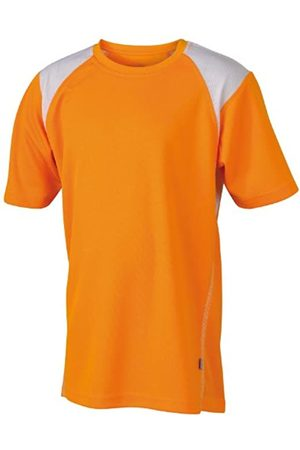 James & Nicholson T-Shirt Running T, Camiseta Deportiva para Hombre