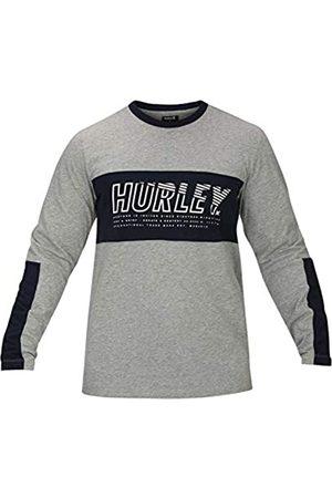 Hurley M DF Harvey Onshore L/S Camisa, Hombre