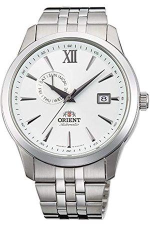 Orient Reloj Analógico para Hombre de Automático con Correa en Acero Inoxidable FAL00003W0