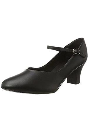 So Danca Ch792 Zapatillas de Baila Moderno y Jazz Mujer, (Black)