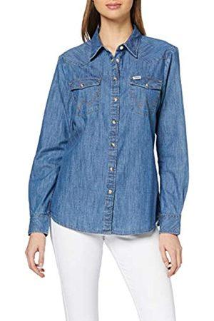 Wrangler LS Denim Shirt Blusa