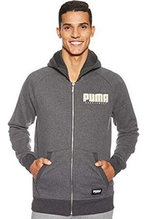 Puma Athletics FZ Hoody FL Sudadera, Hombre