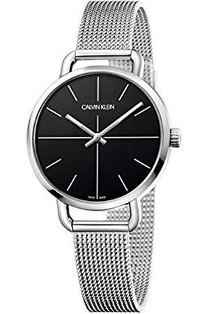 Calvin Klein Reloj Analógico-Digital para Unisex Adultos de Cuarzo con Correa en Acero Inoxidable K7B23121