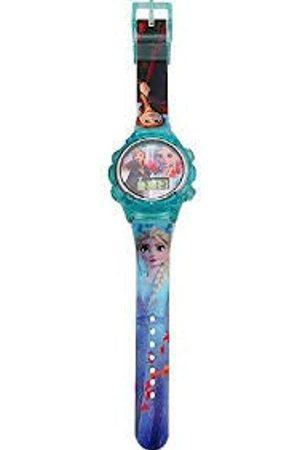Disney Frozen Reloj Digital para Unisex niños de Automático con Correa en Sintetico 20750