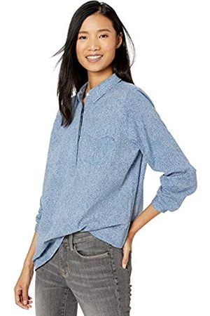 Goodthreads Washed Cotton Popover Tunic Shirts