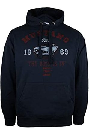 Tom Ford Mustang The Boss Is In Hoodie Sudadera con Capucha