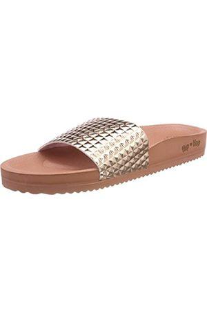 flip*flop 30322 - Sandalias con Punta Abierta de Sintético Mujer, Color