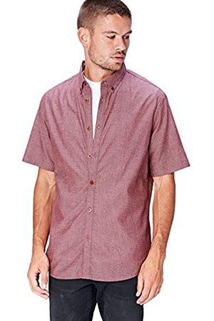 FIND Camisa Estampada Hombre