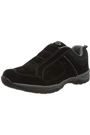 Bruetting Top Comfort Slipper, Zapatillas sin Cordones para Hombre, Schwarz/Gr
